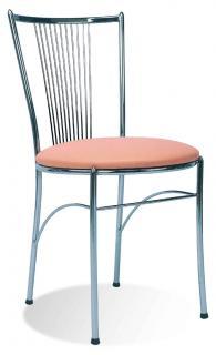 Кафе стол FOSCA chrome