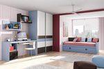 Модерни поръчкови мебели за детски стаи София