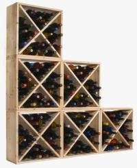 Стелажи за вино по поръчка