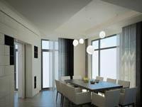 Интериор на апартаменти