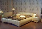Дизайнерско двойно легло 266-2618