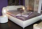 Дизайнерско двойно легло по поръчка 269-2618