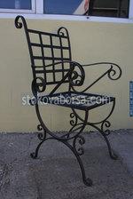 столове от ковано желязо по поръчка