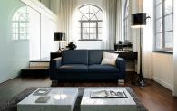 Двуместен италиански модерен диван