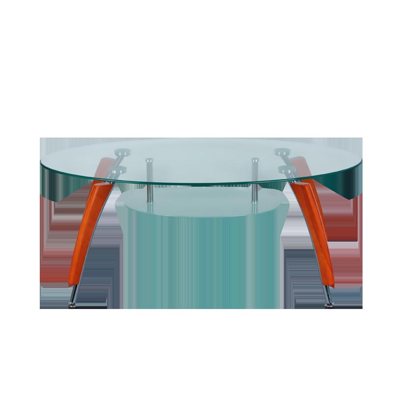 Стъклени маси за кафе - Стъклена маса за кафе ELI