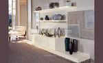 италиански луксозна холна секция от масив